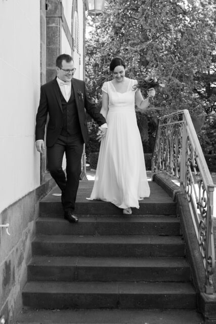 Le mariage de Madame L.